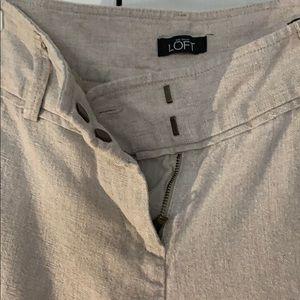 LOFT Pants - 💯 Loft Linen 🌻 Marisa Trousers 💙